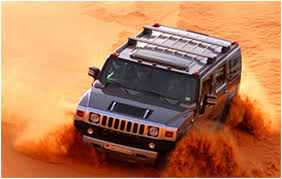 Hummer Desert Safari Tour